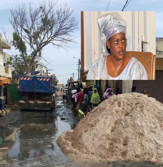 Le geste choquant de Marème Faye Sall chez le détenu tué,Ibrahima M'bow
