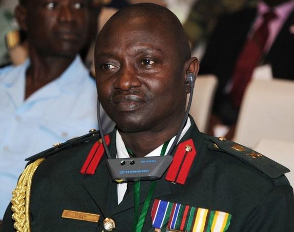 Urgent: le général Ousmane Badji aurait pris le pouvoir en Gambie