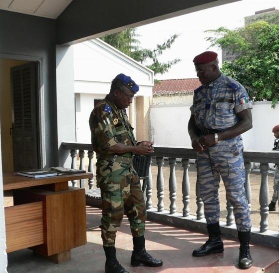 Armées ivoiriennes: les généraux Bakayoko, Gervais Kouassi et Brindou limogés