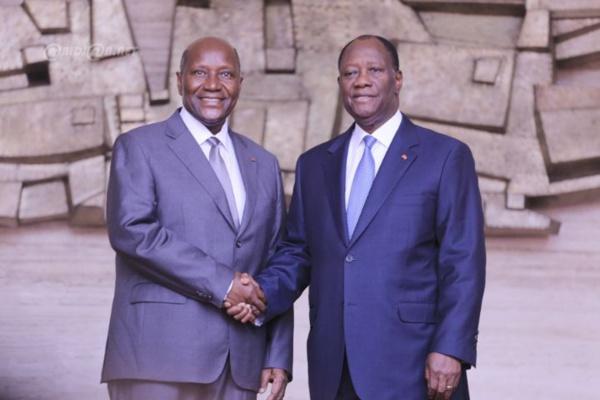 Daniel Kablan Duncan nommé vice-Président de la Côte d'Ivoire