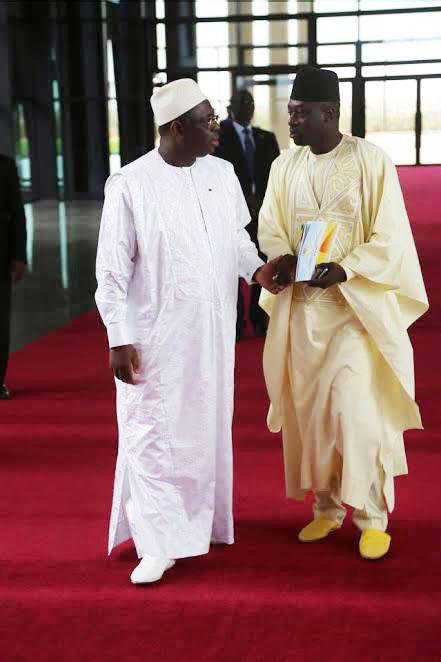Visite du président Sall dans la banlieue: ce qu'Issakha Diop, réserve à Macky