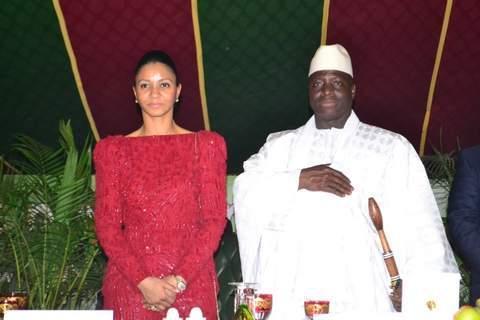 Gambie : L'épouse de Jammeh rompt le silence