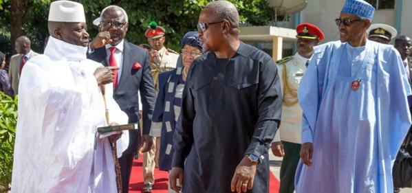 Dernière minute: Jammeh renvoie la mission de la Cedeao à vendredi