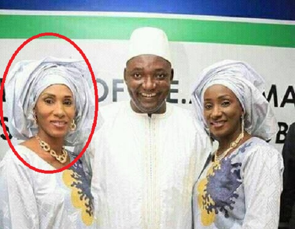 Adama Barrow :« la First Lady sera ma première épouse »