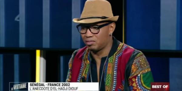El Hadj Diouf:«Les Camerounais ont montré que les féticheurs étaient meilleurs que les marabouts»
