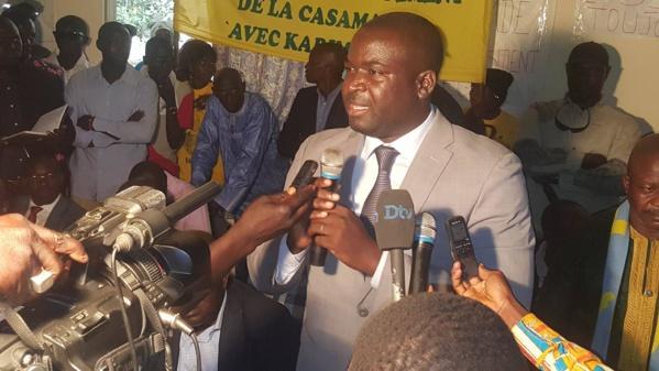 Le Parti démocratique Sénégalais résiste toujours à Bignona