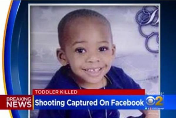 Chicago : un enfant de 2 ans abattu en direct sur Facebook