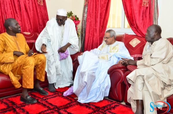 Photos: Baptême du fils du Président Baba Tandian à Diamalaye