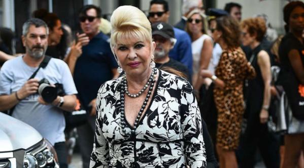 Que devient Ivana Trump, la première épouse du président américain ?