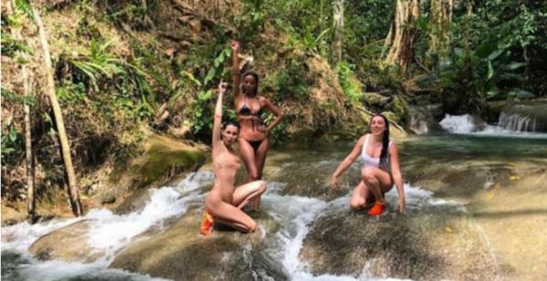 Bella Hadid ose le nude pour ses vacances sexy en Jamaïque