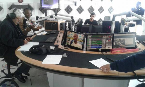 Le maire Tombon Gueye s'adresse au monde entier via une radio Marocaine