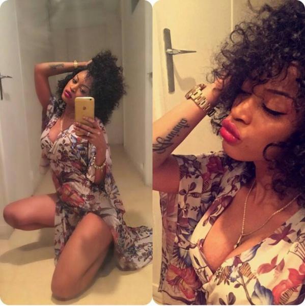 Nabouja Diallo en mode bombe atomique, elle dévoile ses fesses et prouvent qu'elle aussi est une vrai …