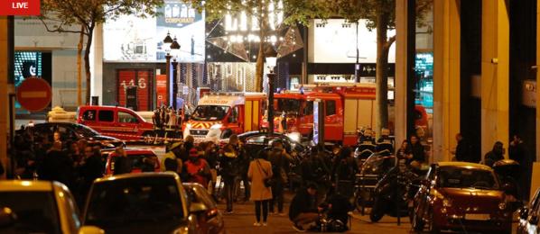 L'attaque revendiquée par Daesh... L'assaillant déjà visé par une enquête antiterroriste...