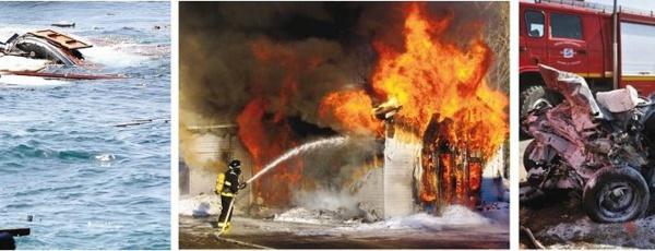 Incendies,Naufrages et Accidents: Des esprits à assainir. Des cœurs à purifier