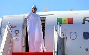 Le Président Macky Sall en Afrique du Sud jusqu'au 5 Mai