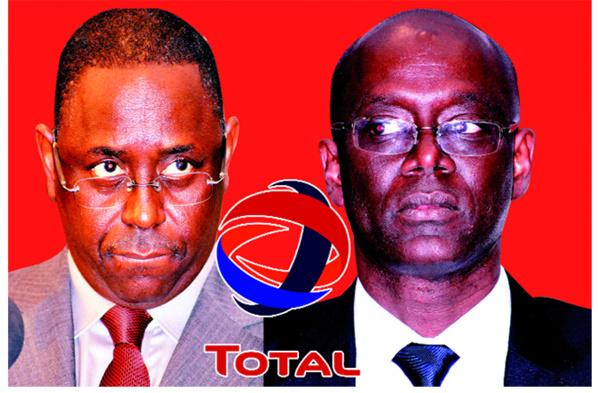 Exploitation du pétrole au Sénégal: le groupe Total divise le gouvernement de Macky Sall
