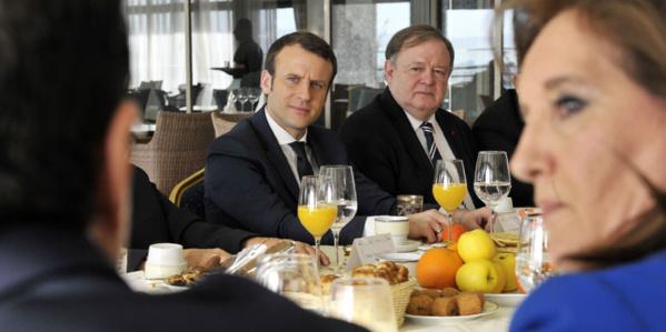 Emmanuel Macron, son programme Afrique : « Je veux mobiliser plus de financements pour les PME locales »