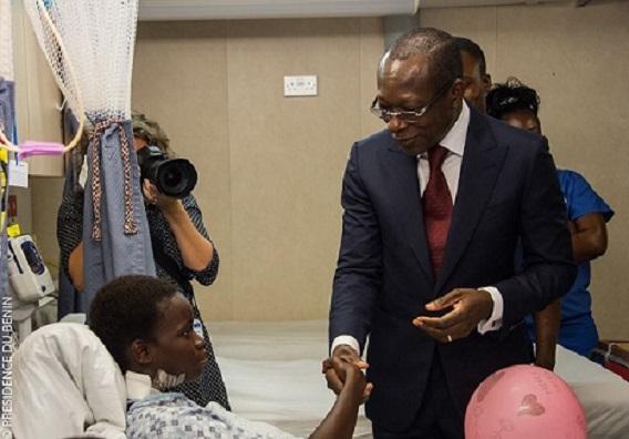 Santé: le Bénin refuse un don d'équipements médicaux usagés de la France...