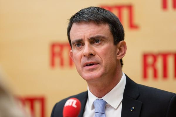 Le Parti socialiste est mort: Manuel Valls sera candidat  en marche aux législatives