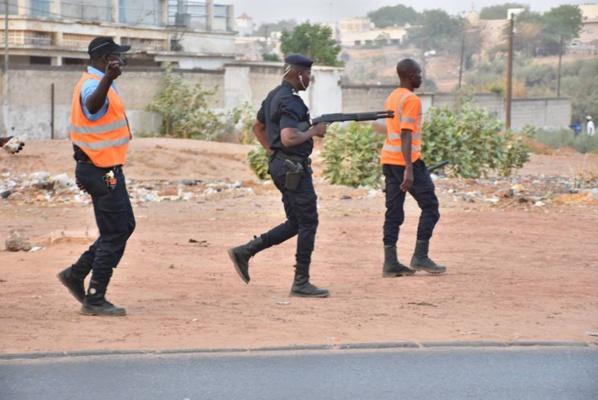 Diourbel: la police pourchasse les militants de Khalifa Sall et Manko Taxawu Senegaal