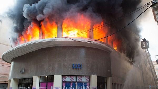 URGENT: Violent incendie aux Parcelles Assainies, plusieurs morts...