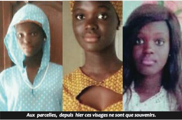 La vérité sur la mort de: Astou, Fama, Maman Nabou, Bébé Ndèye et Gorgui Diaz