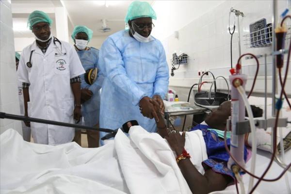 Les hôpitaux sont malades: Macky Sall a échoué !