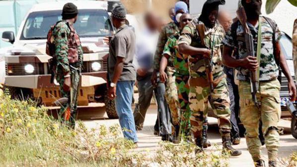 Mutinerie en Côte d'Ivoire: un blessé grave par balle à Bouaké