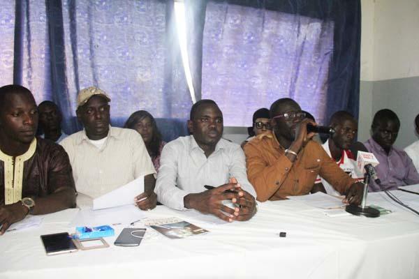 Grand Yoff: les jeunes de l'APR s'unissent et présentent Papis Montang SONKO comme leur candidat aux prochaines législatives