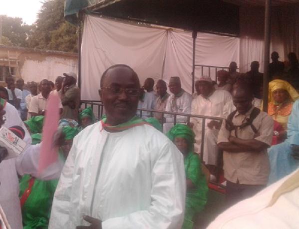 Moustapha Diaw, défie Idy à Thiès: «nous allons gagner aux prochaines législatives»