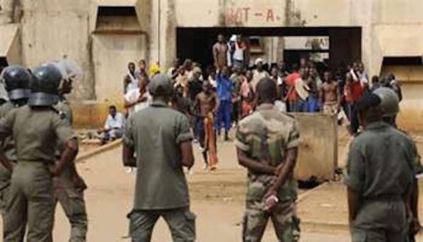Kinshasa: 3000 prisonniers dans la nature