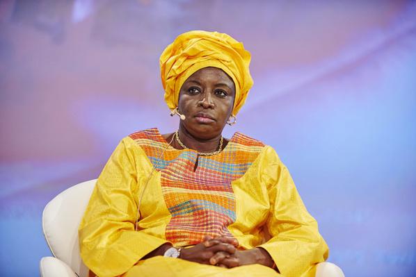 LÉGISLATIVES: Grand Yoff propose Mimi Touré comme tête de liste nationale