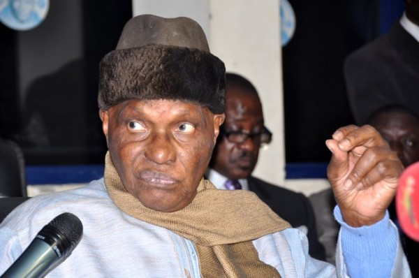 Législatives : Inscrit à Paris, Me Abdoulaye Wade ne peut pas diriger une liste nationale