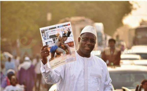 2012: Quand Macky Sall encourageait la caricature