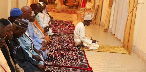 Photos: Macky reçoit Mouhamed Diallo et Cie au palais