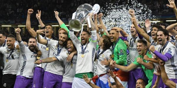 Le Real Madrid écrase la Juventus et remporte la coupe
