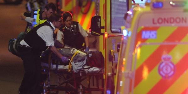 URGENT: au moins sept morts dans un nouvel attentat terroriste à Londres, les trois assaillants tués