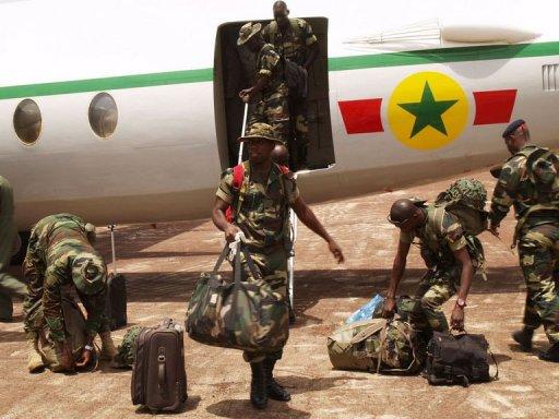 Guinée-Bissau: un premier contingent de la Cédéao quitte le pays