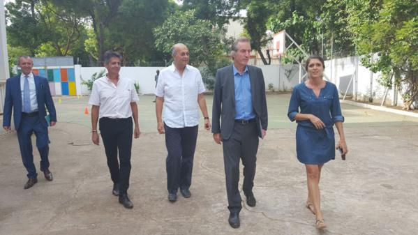 Christophe Bigot, Ambassadeur de France au Sénégal à Louga demain