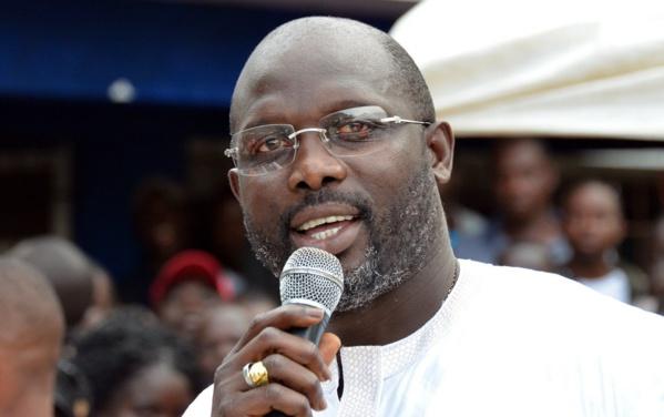 George Weah : « Le Liberia, c'est moi ! »