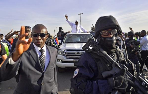 """Une guerre des chefs secoue les Services de Renseignements gambiens : des Officiers prêts à lancer un """"assaut"""" (documents exclusifs)"""