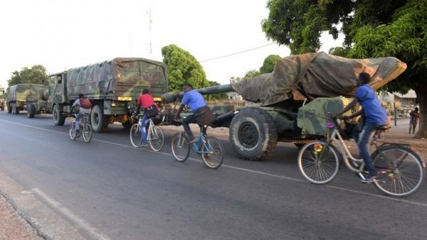 Gambie: départ des militaires Sénégalais du village de Yaya Jammeh