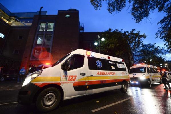 Attentat à Bogota: trois morts et 11 blessés