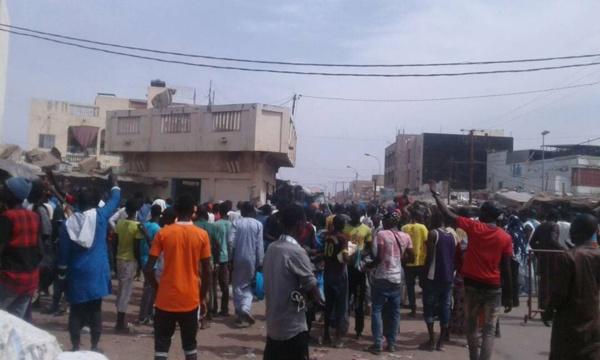 Touba: un ASP tue une personne, le mini-poste de police brûlé