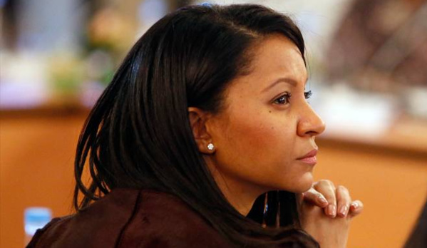 Zeinab demande le divorce à l'ancien président Jammeh