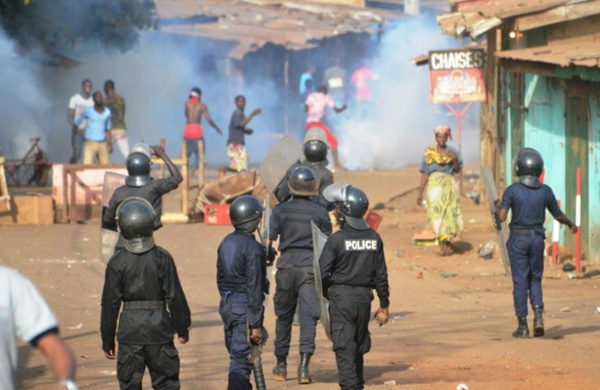 Thionck Essyl : Les jeunes demandent la libération de six manifestants arrêtés depuis 6 mois