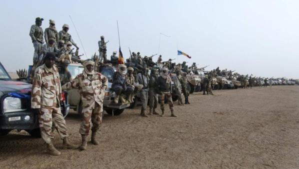 Primes non versées, pertes sur plusieurs fronts:malaise dans l'armée tchadienne