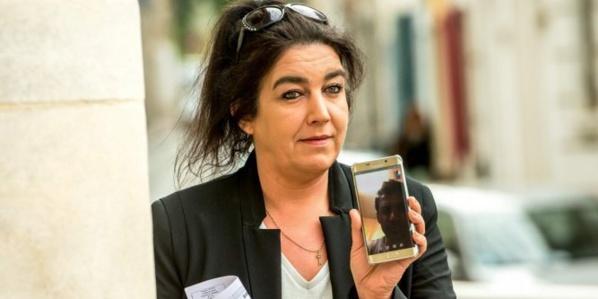 L'ex-militante du FN amoureuse d'un migrant dispensée de peine