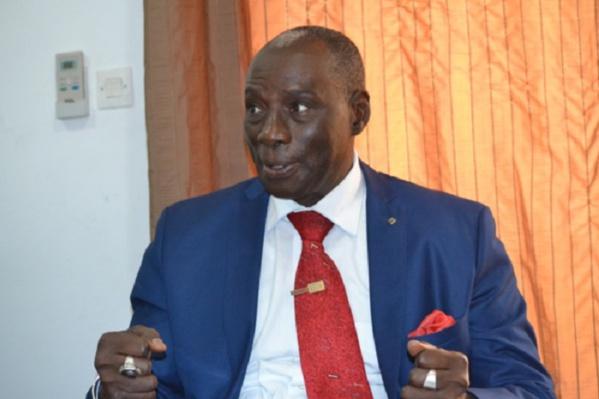 Palais: le président Sekou Sambou gagne encore des galons
