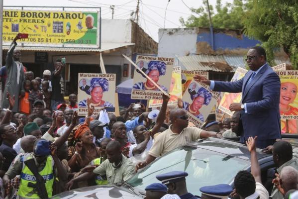 Urgent: le président Macky Sall annule son voyage dans le Sine et  Saloum